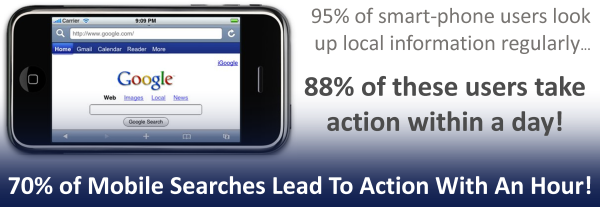 Smart Phone Search Optimization Is Dominating ROI