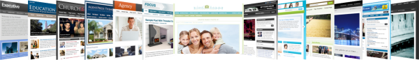 Professional Website Design and Content Management